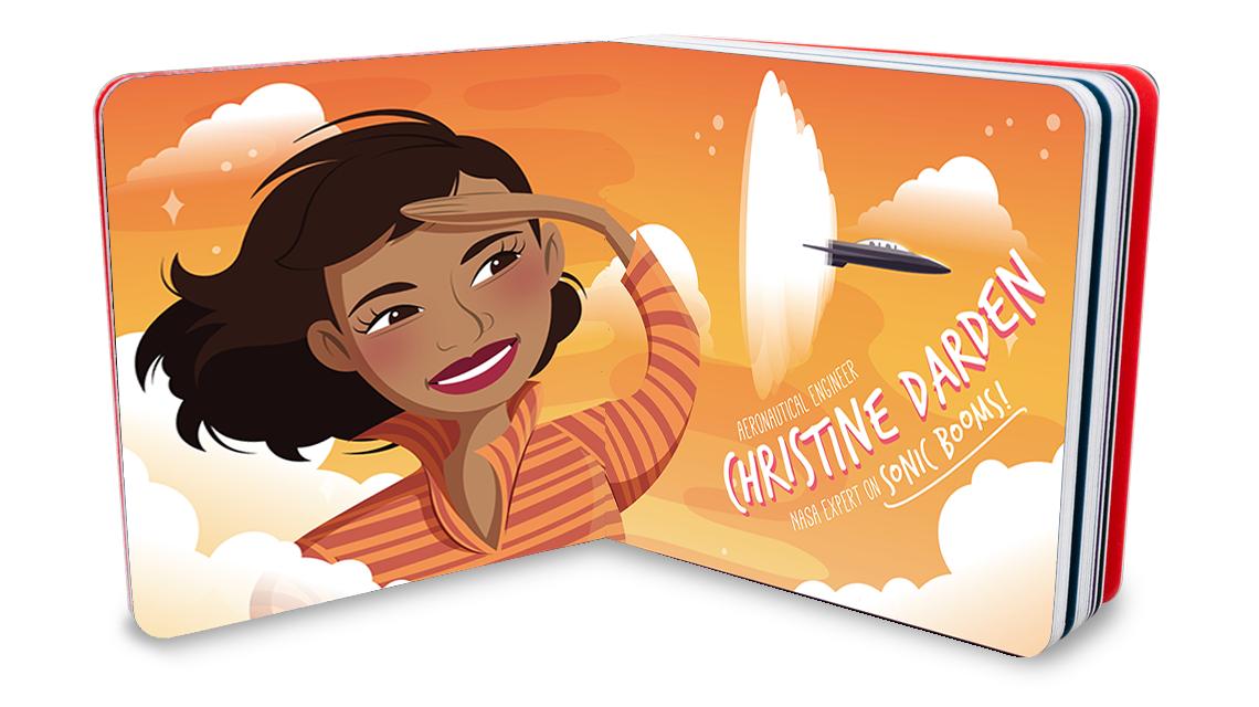 Launch Ladies: Christine Darden