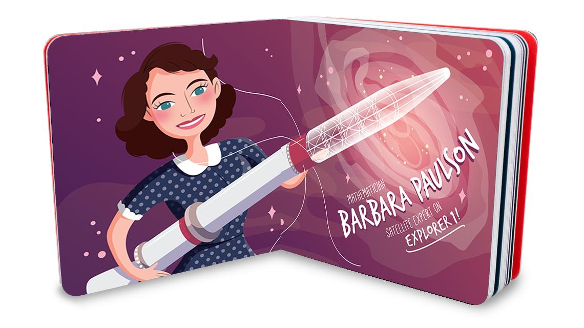 Launch Ladies: Barbara Paulson