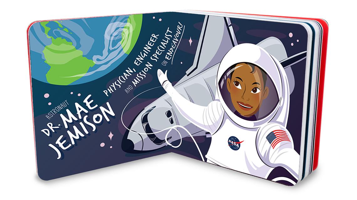 Launch Ladies: Dr. Mae Jemison