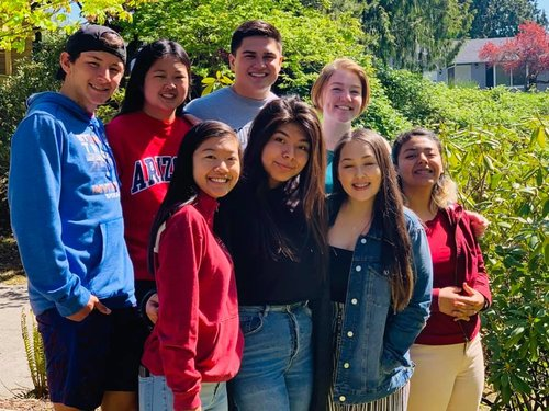 2018-2019 AWSL Student Voice and Advocacy Board