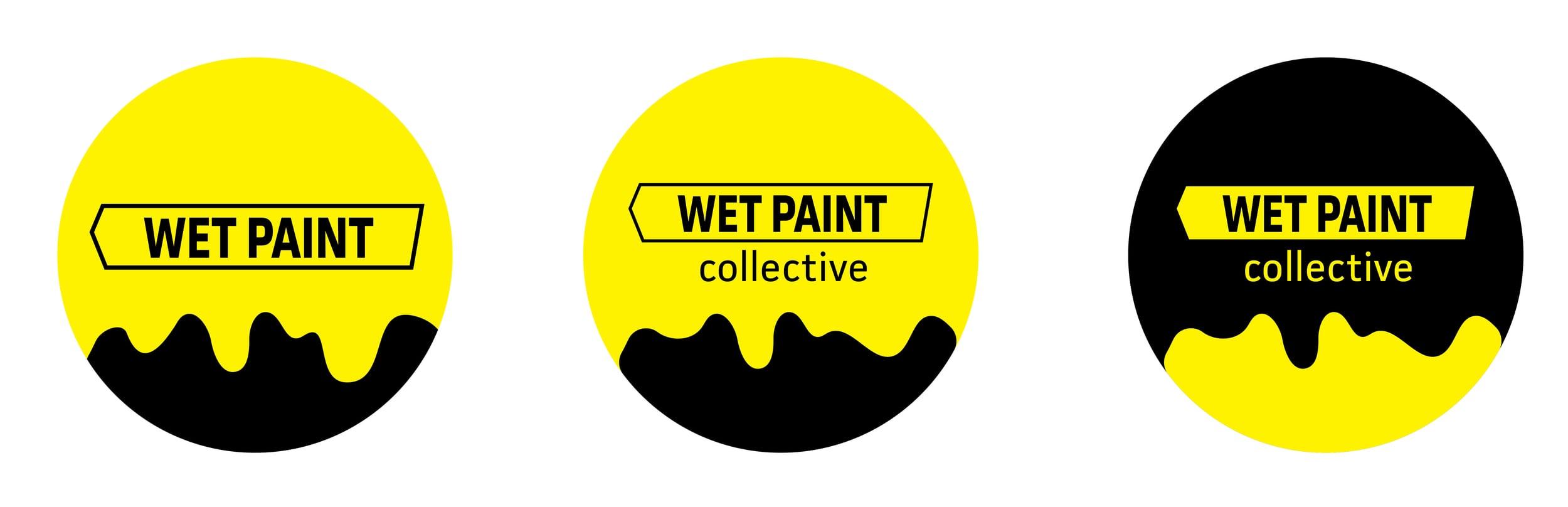 Wet Paint Collective Logo
