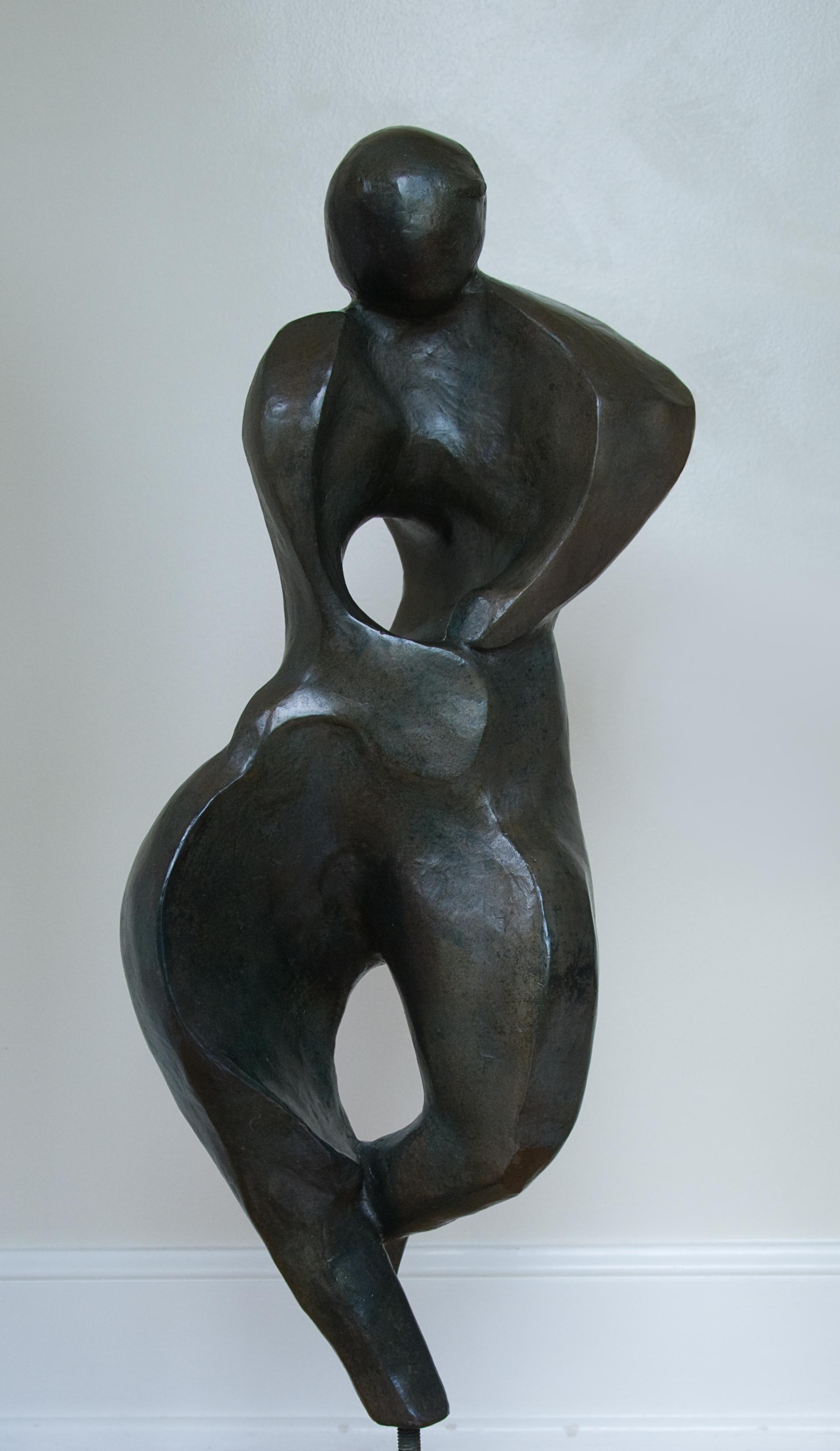 Abstract Figure,  Bronze