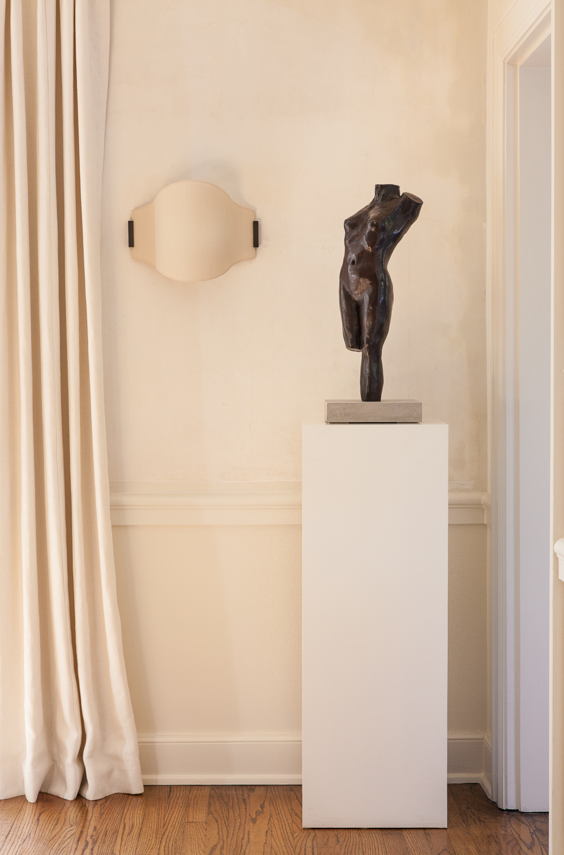 Female Torso, Bronze