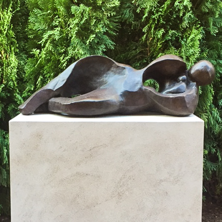 Mother and Child , Bronze