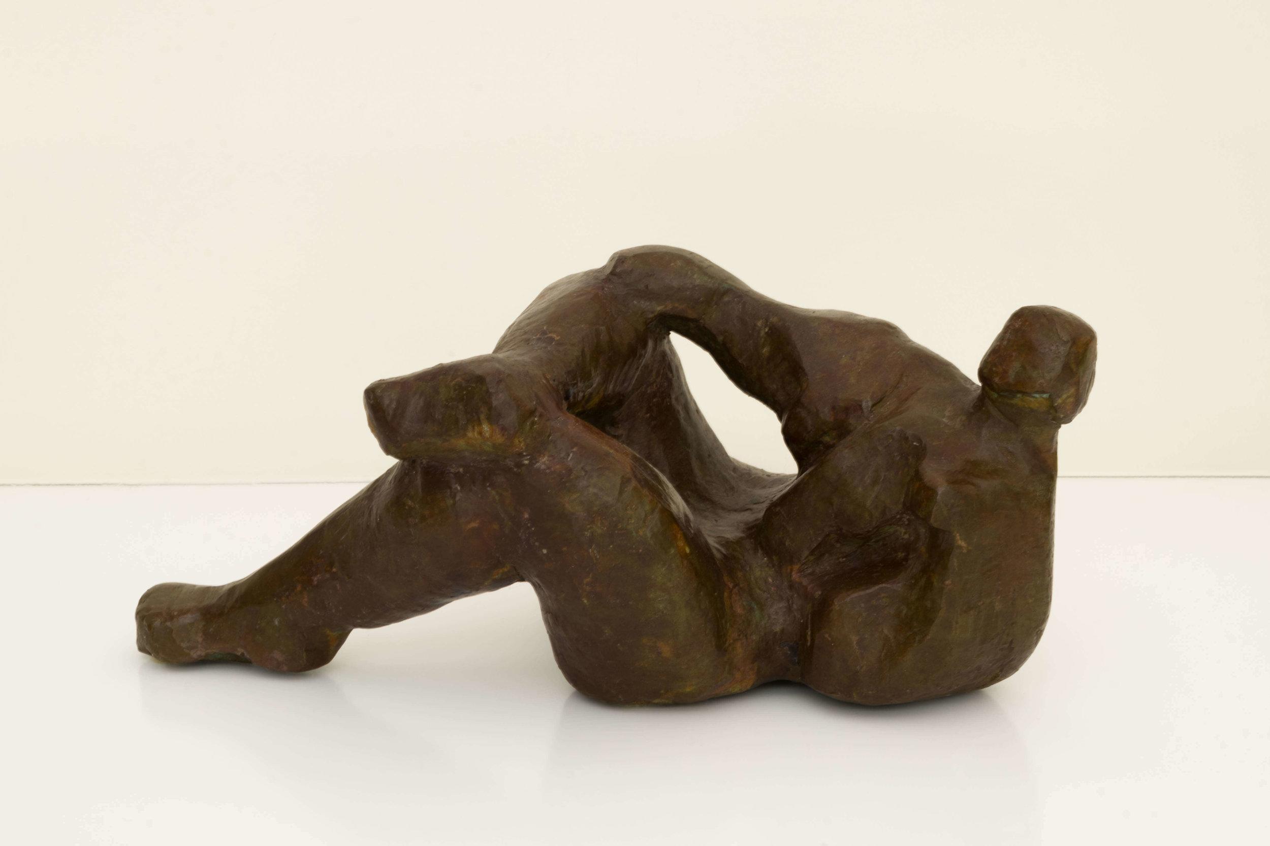 Male Figure, Bronze