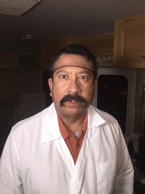 Mustache Application