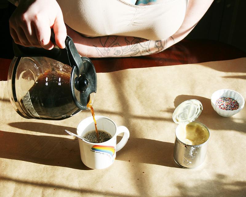 Lorelai cocktail: Coffee coffee coffee!