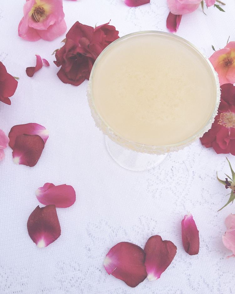 June Third: A cocktail inspired by Gilmore Girls. Gin, tequila, Cynar, simple syrup, lime. | saragalactica.com