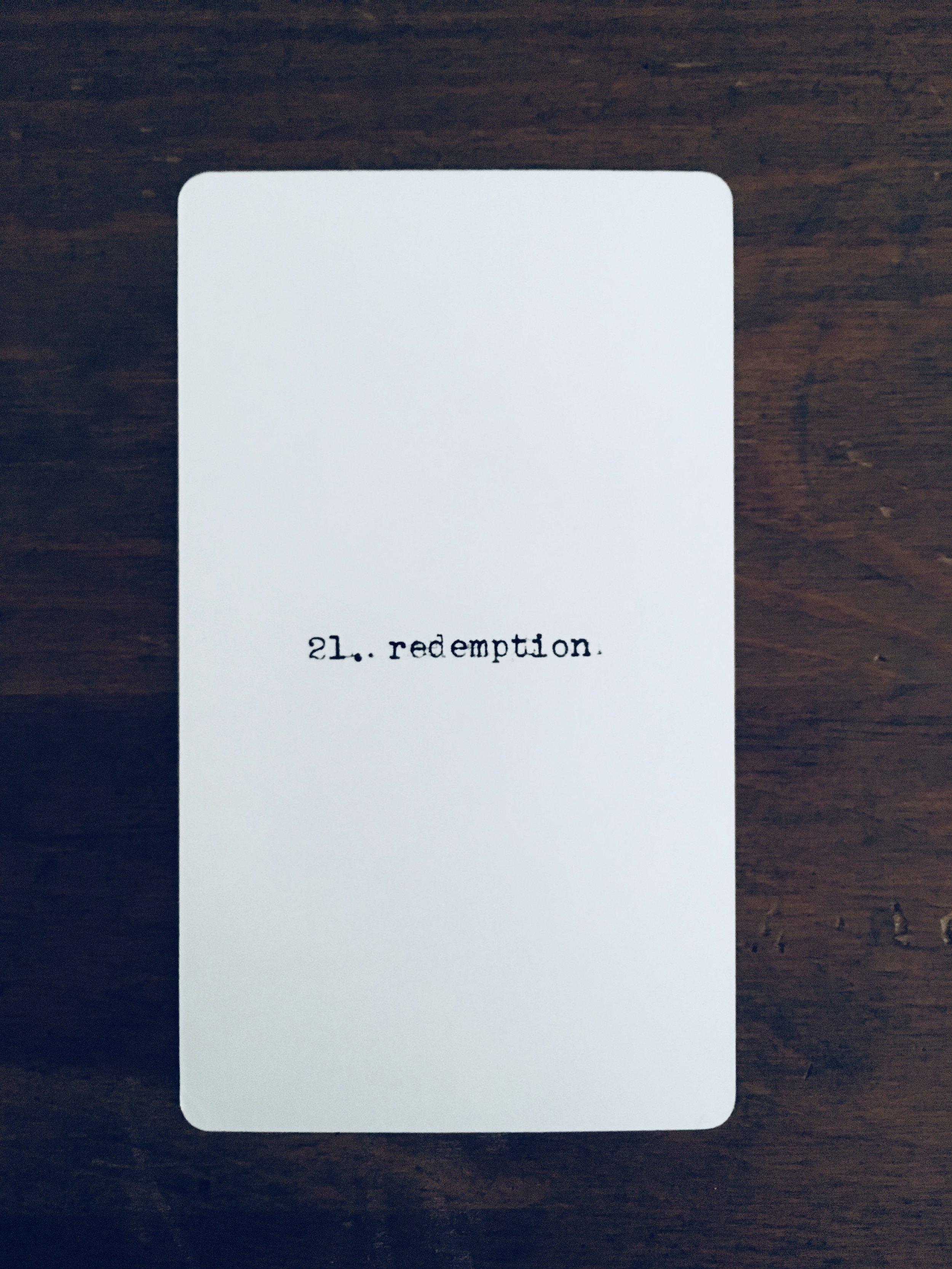 Virgo: 21. redemption