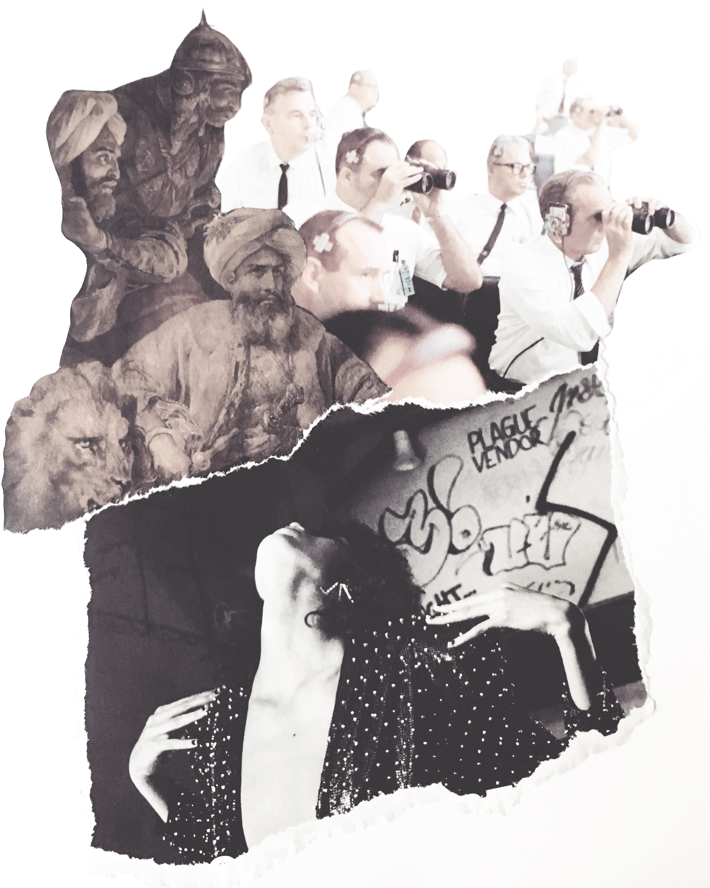 Collage by Sara Galactica