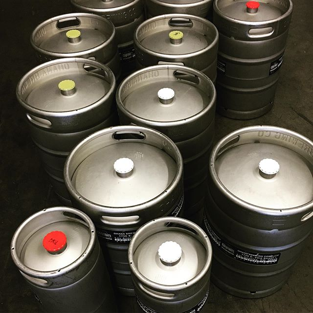 ‪Should you order a keg for Fourth of July? 🇺🇸 The answer is YES! Drink independent beer and support local. 🍻 Order a keg today! ‬