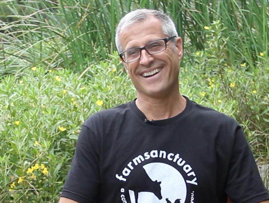 Gene Baur   Farm Sanctuary Founder