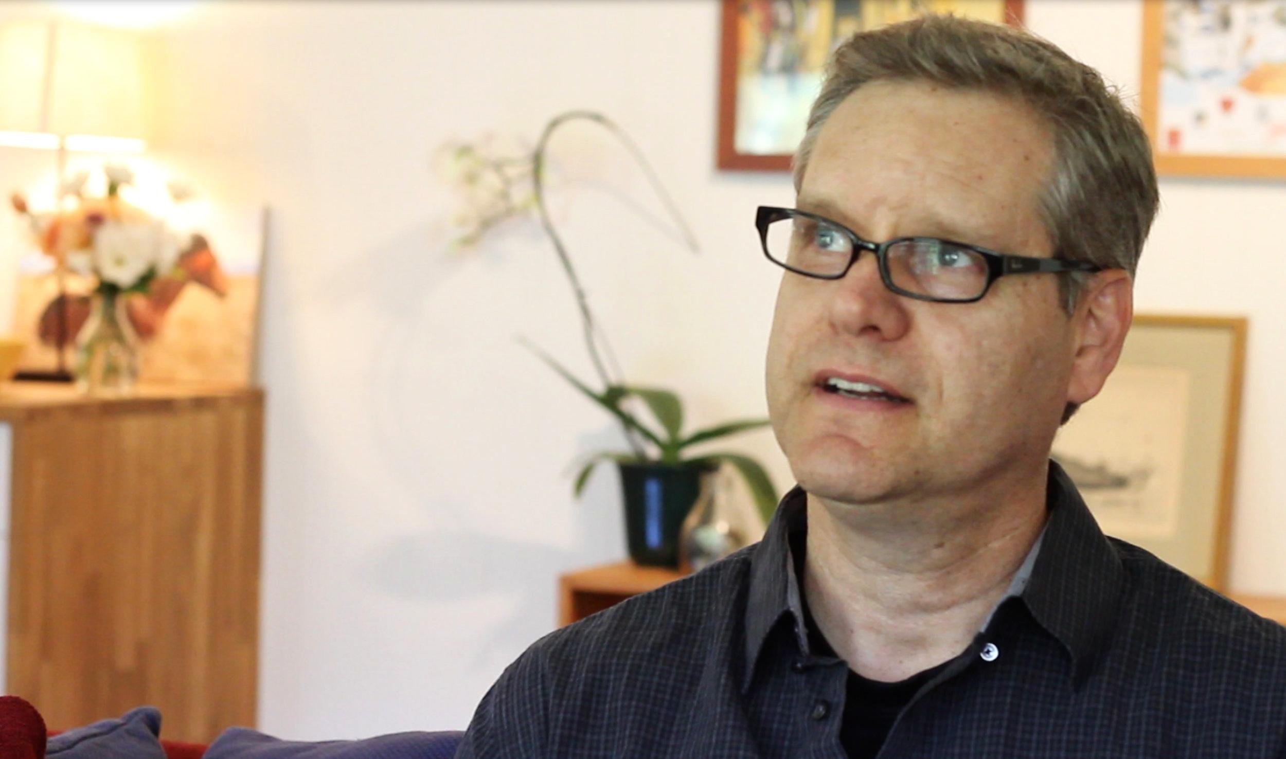 Mark Hawthorne   Author, Activist