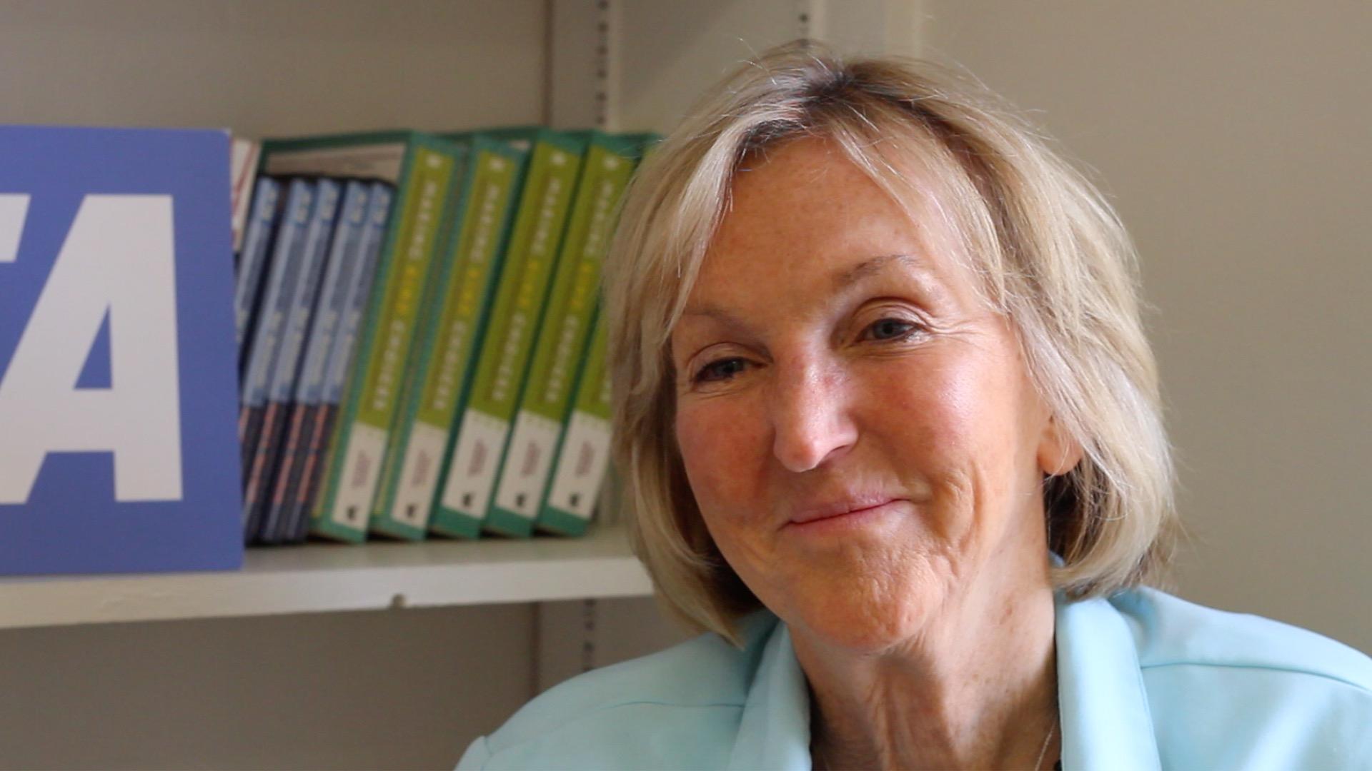 Ingrid Newkirk   Founder, PETA