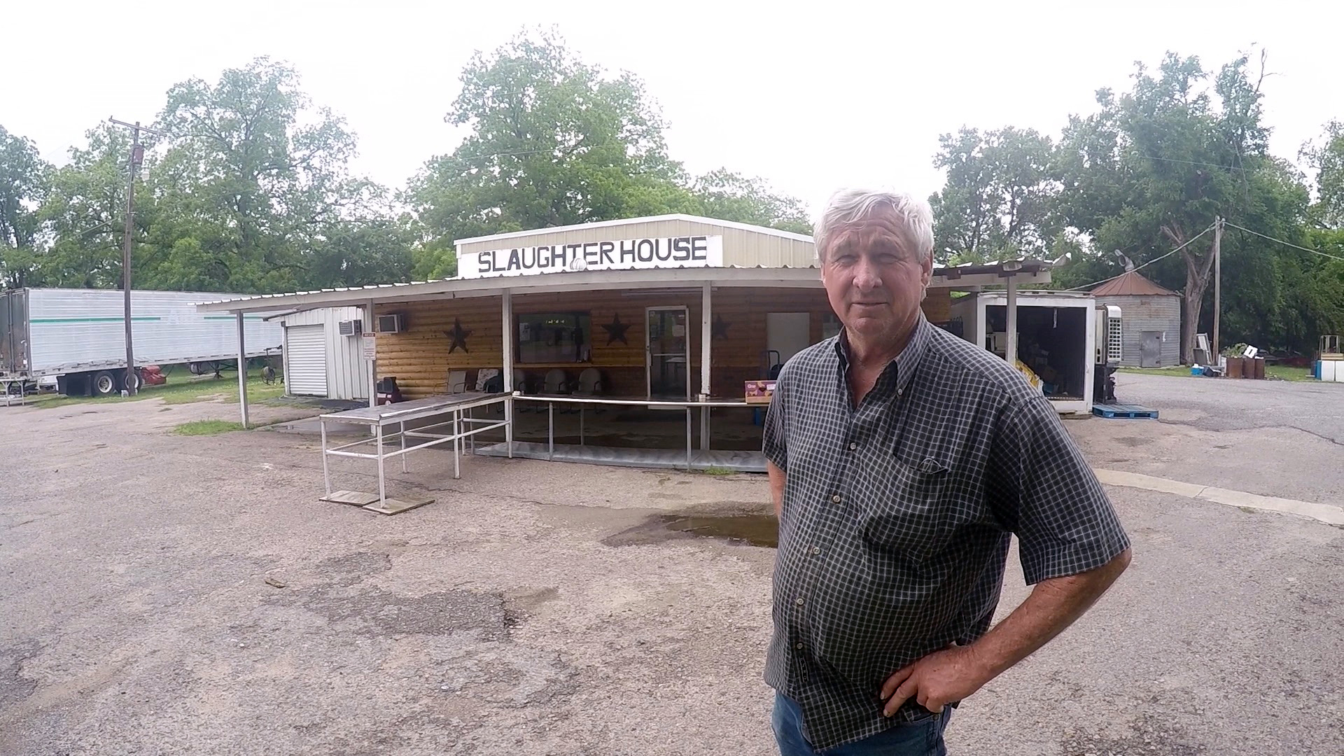 Tommy Rowland   Slaughter House Owner