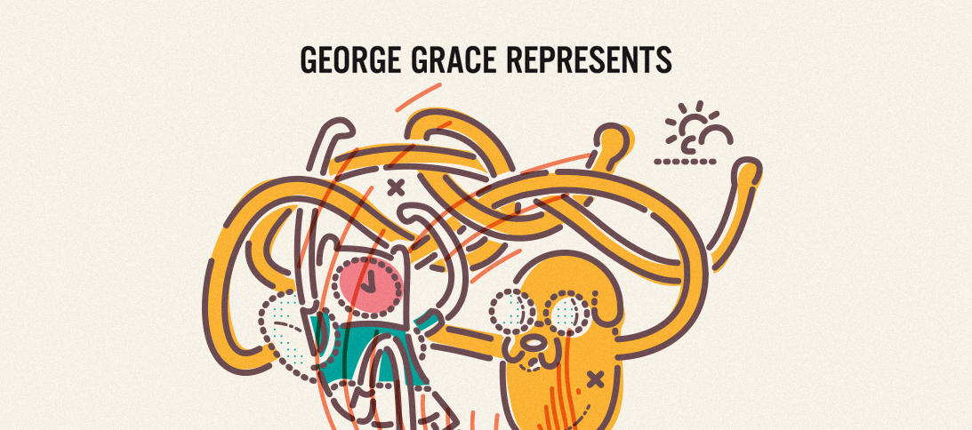George Grace represents