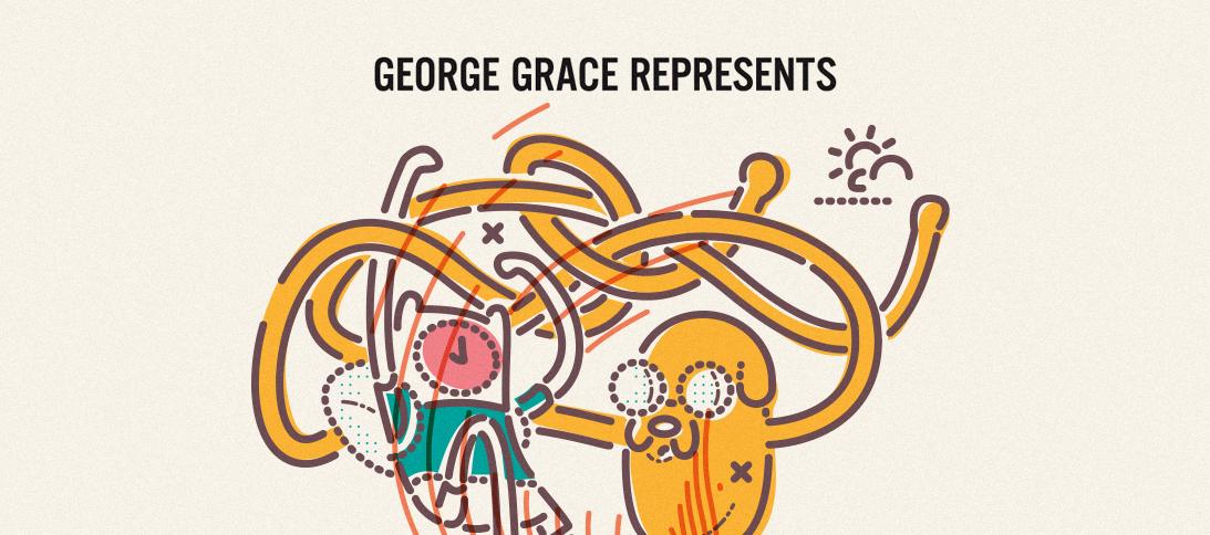 George Grace represents