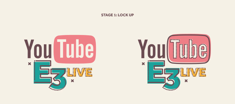 YouTube E3 Stage 1