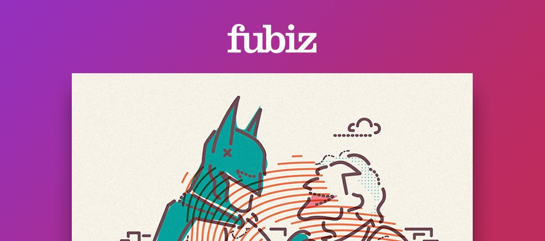Fubiz x Colour and Lines