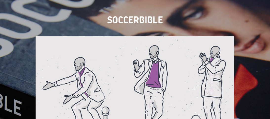 Soccerbible x Colour and Lines