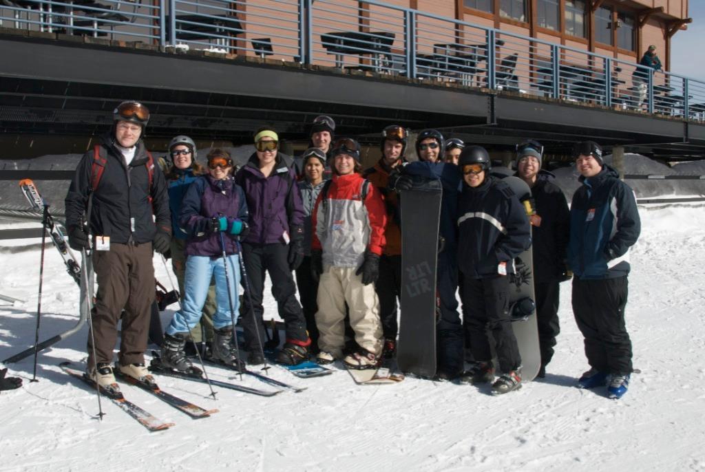 Tahoe — Winter 2010