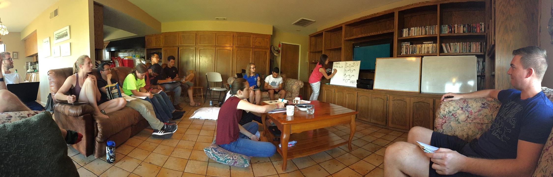 Group Retreat 2017 — Morro Bay, CA
