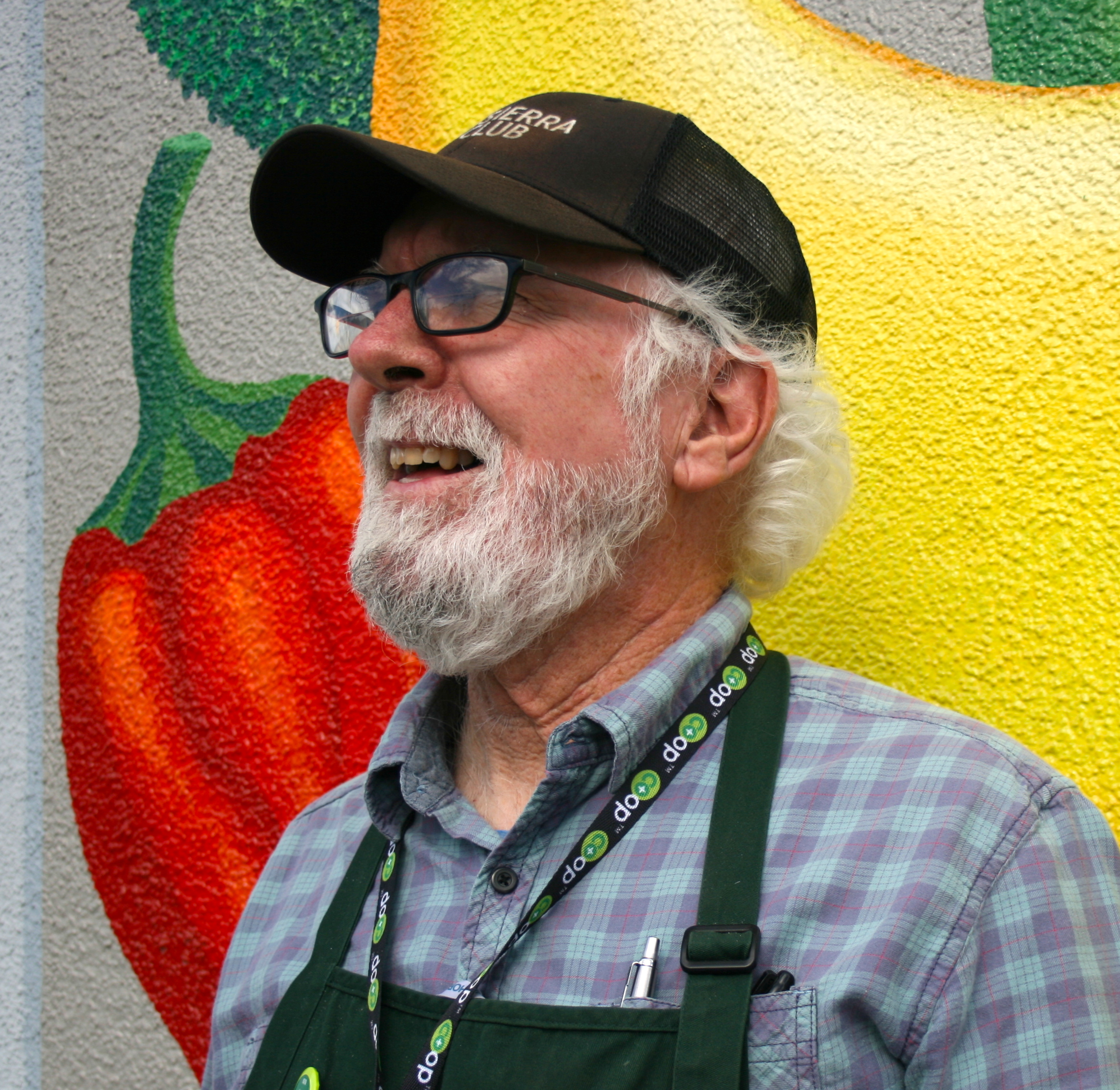 Ted Hamilton - Wellness/Herbs/Register/Grocery/Chill (a jack of all trades)