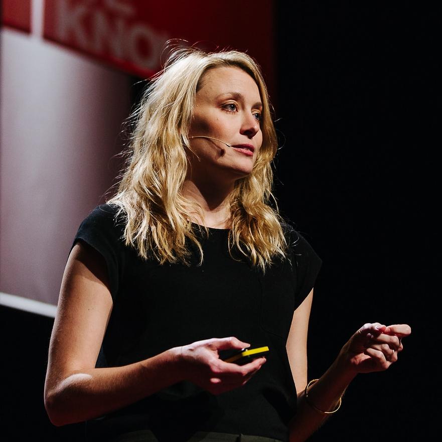 Speaking at TEDxAmsterdam