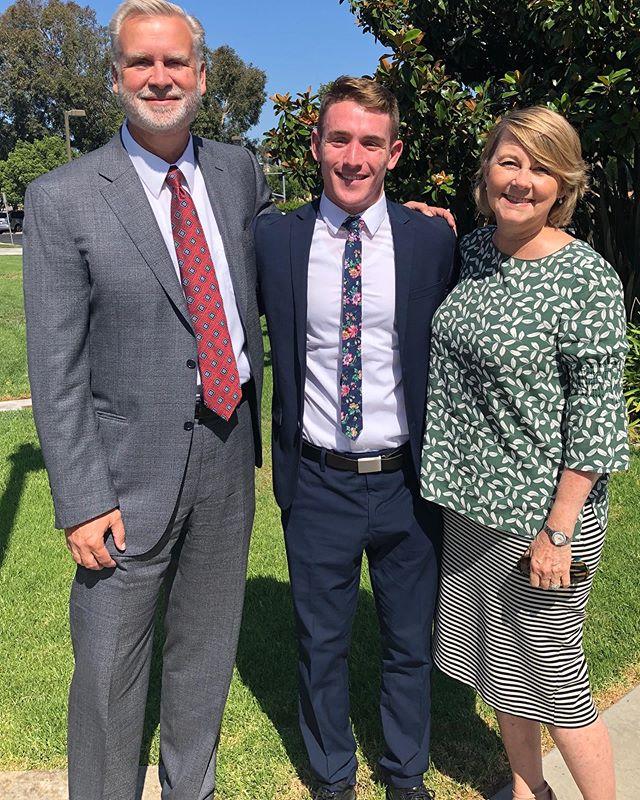 Viva la Piura Vida. Welcoming back to California our missionary Cameron Buchanan.