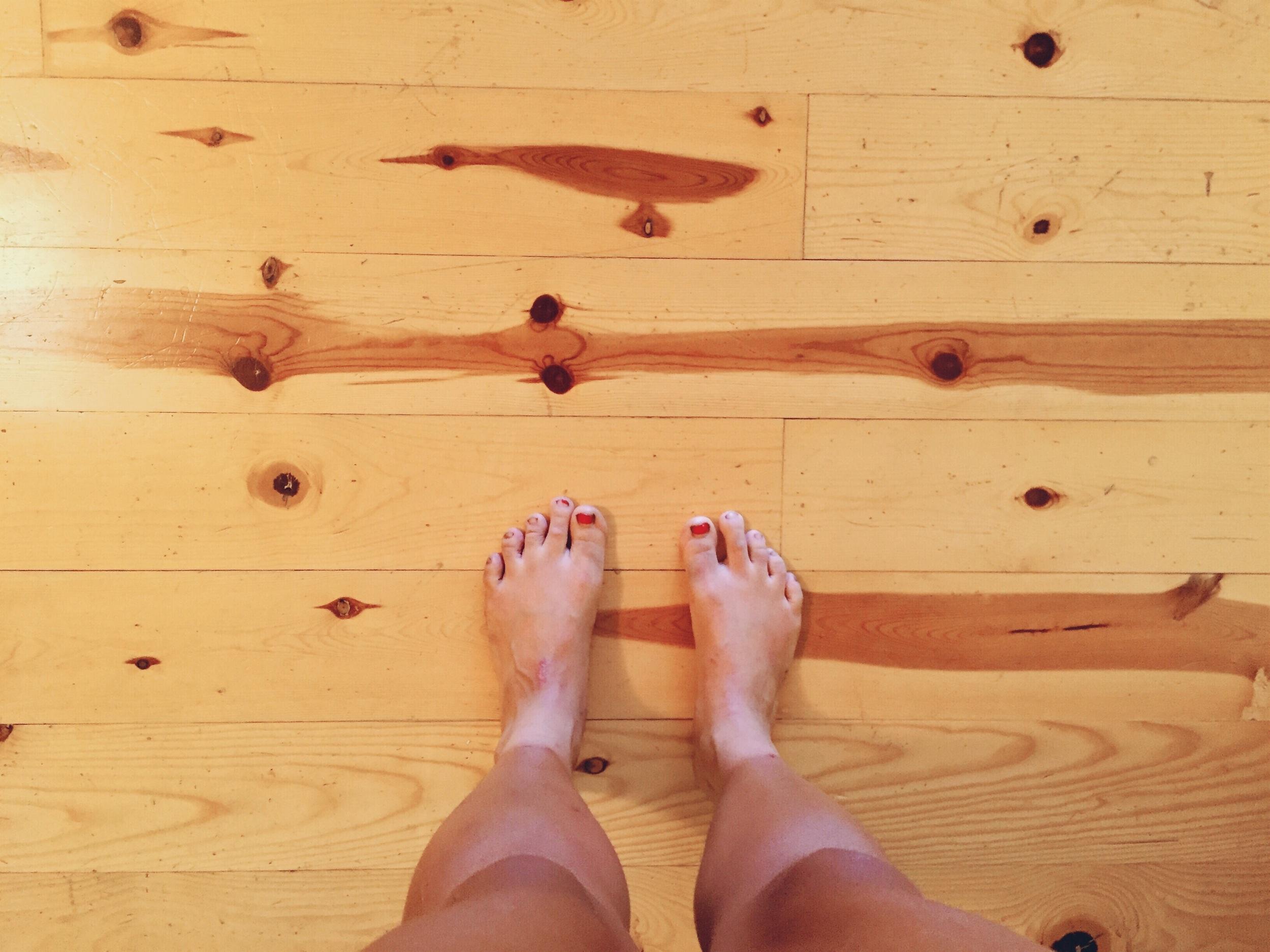 Nice clean floors !