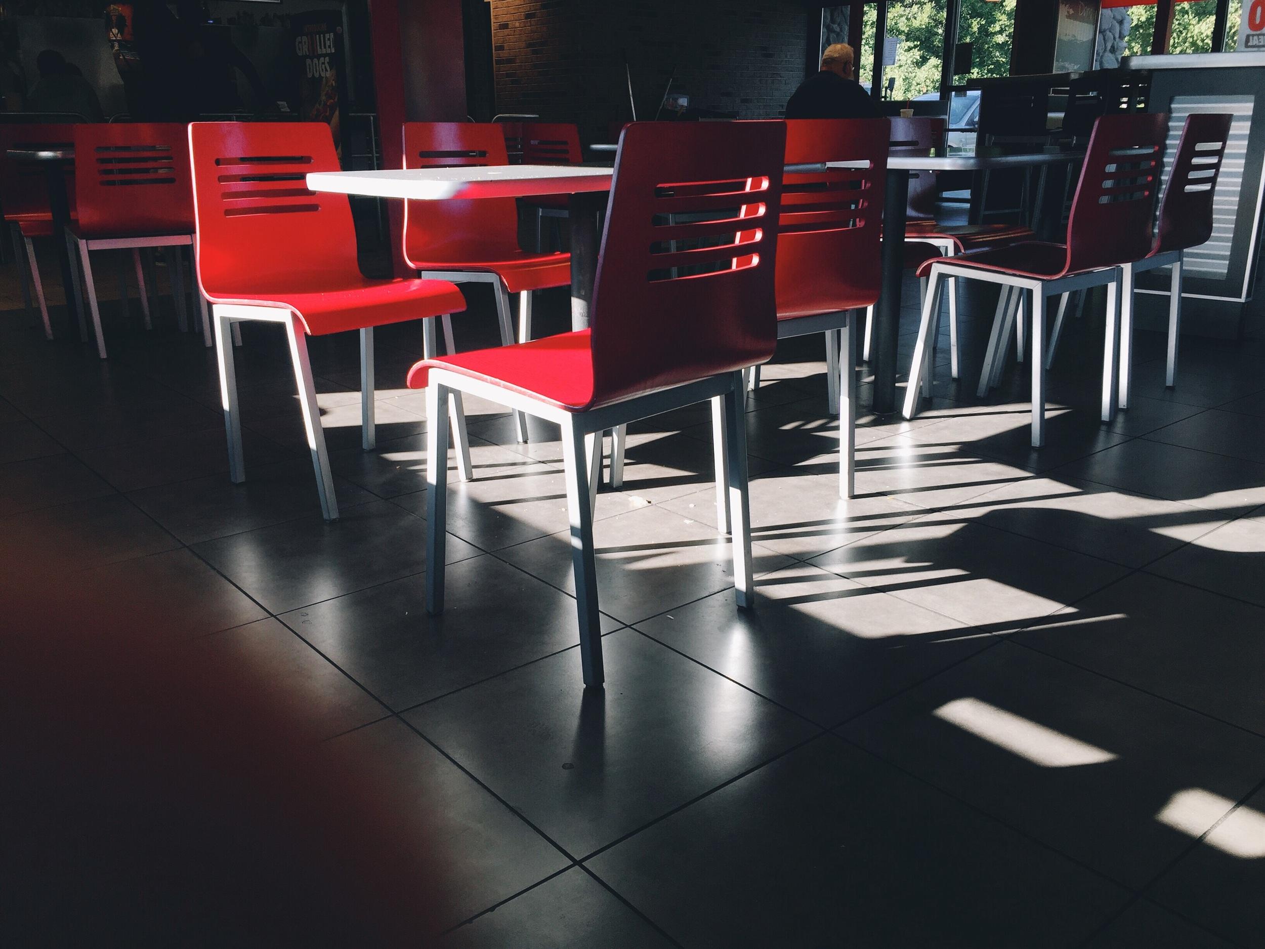 The nice Burger King.