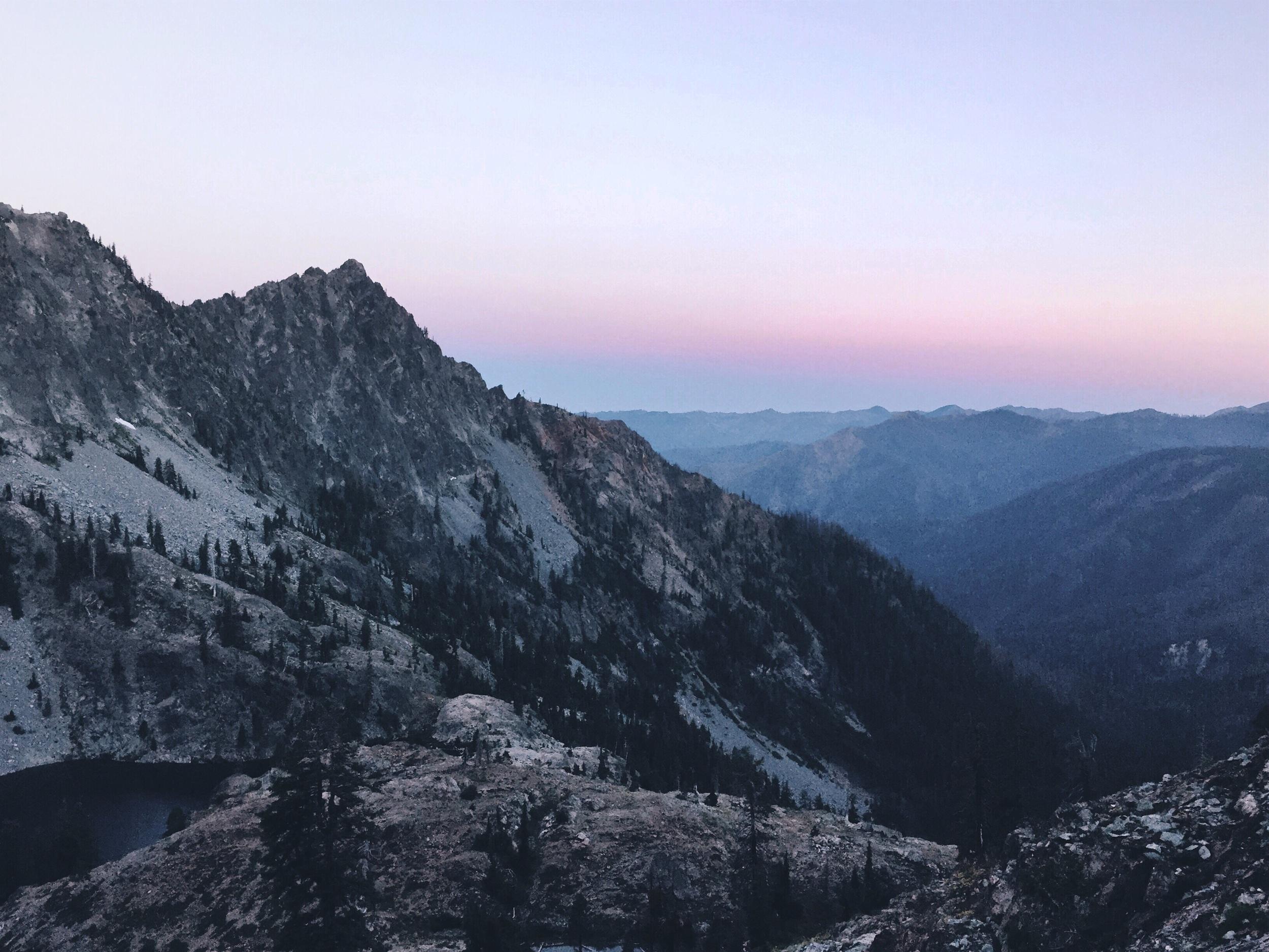 Nice alpine.