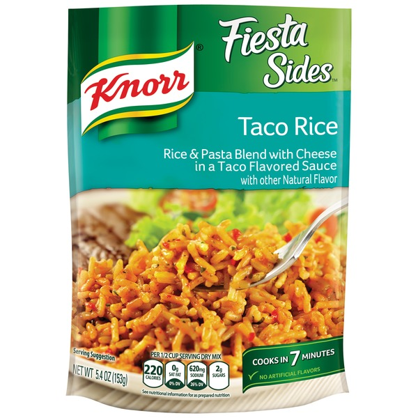 Knorr rice sides...haha. Never forget. Instant rice was one the few things I could soak, packed w lots of flavor and sodium. Taco rice was a popular flavor that everyone liked to fight over.
