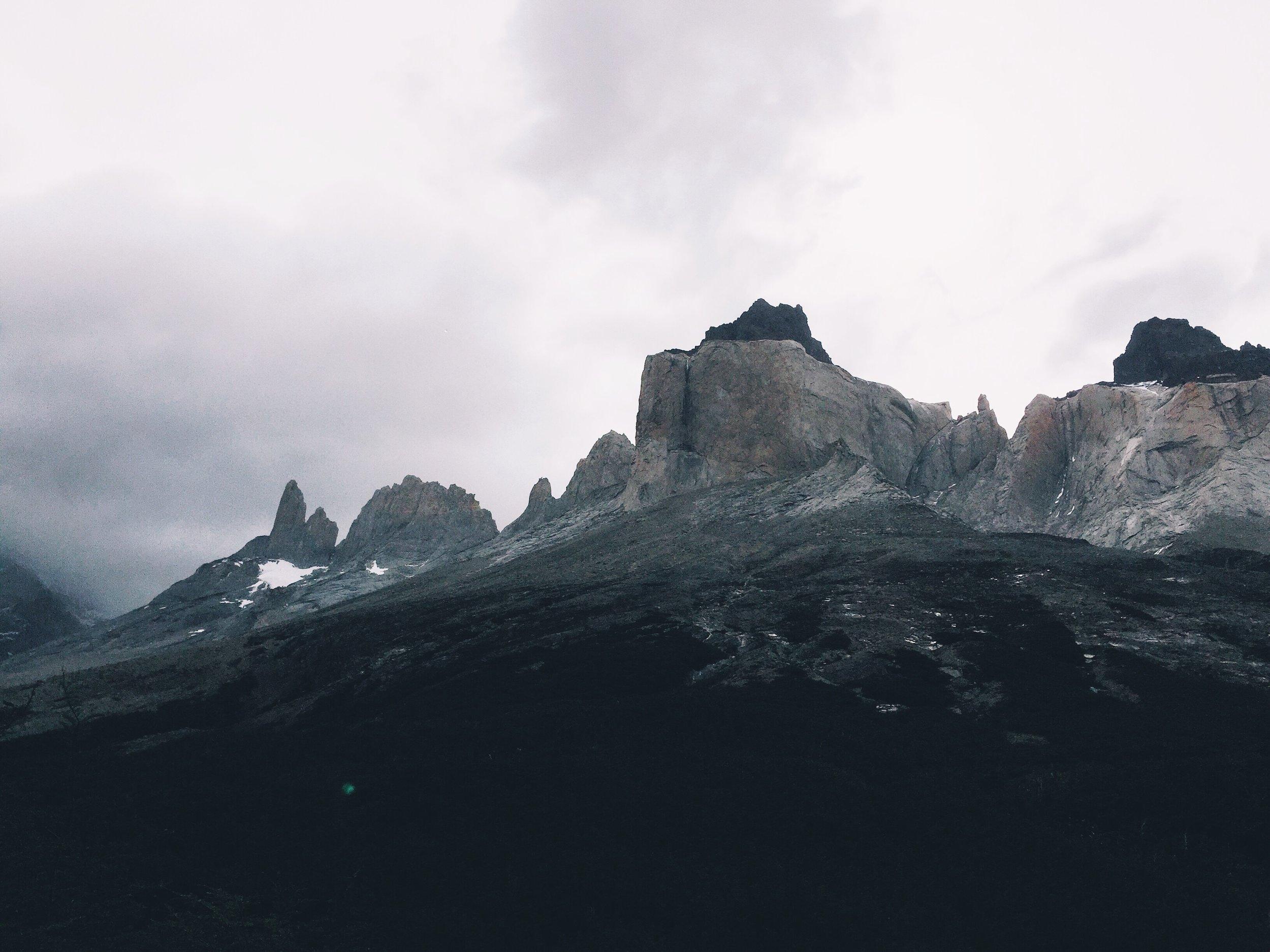 More peaks.
