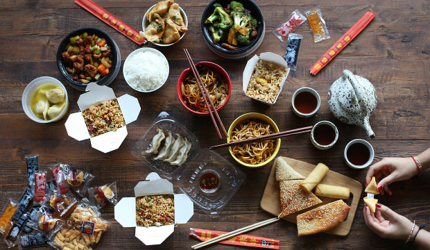 Chinese food is really bad for you in case you didn't already know.