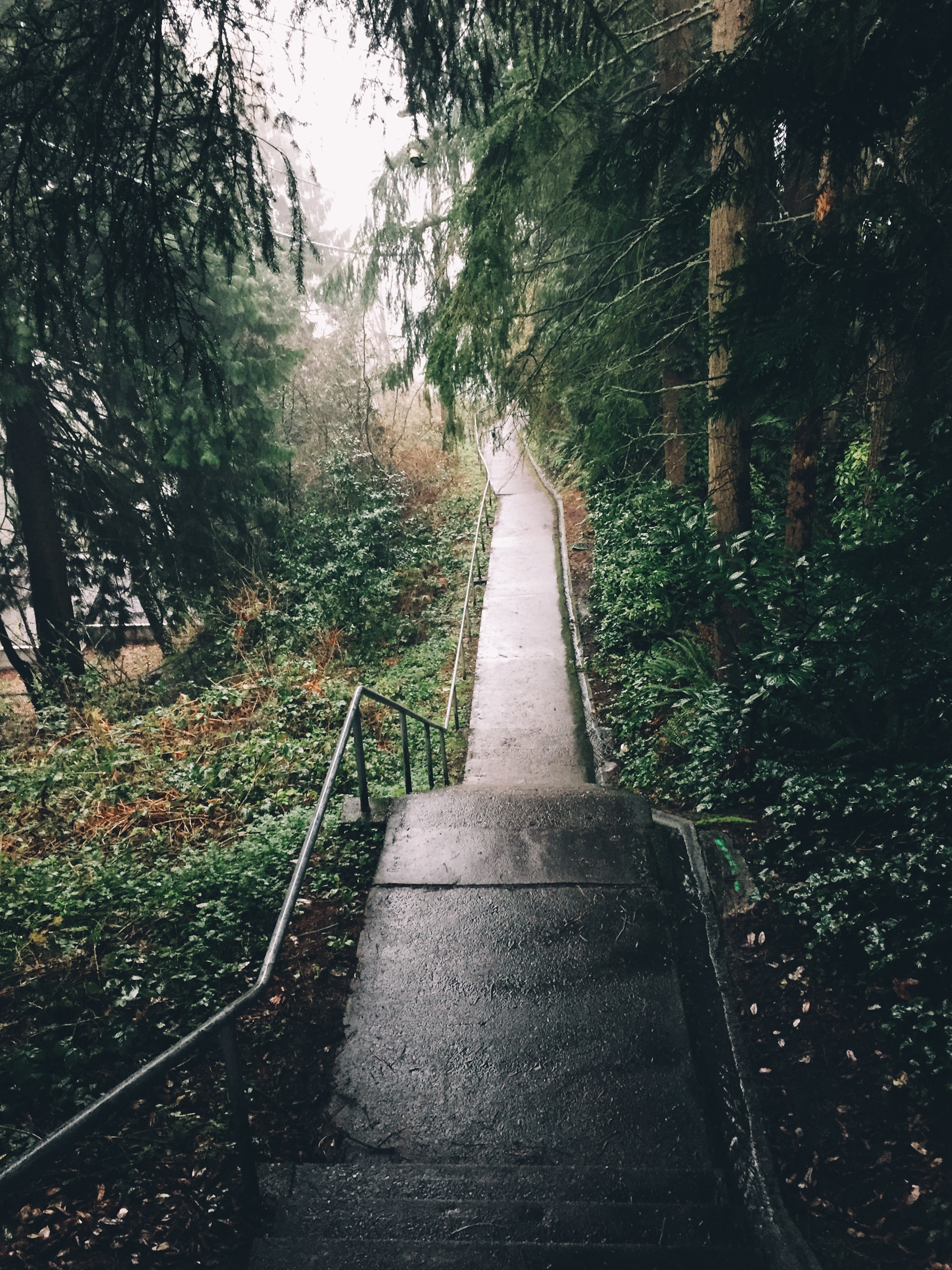 Found new stairs that I liked!