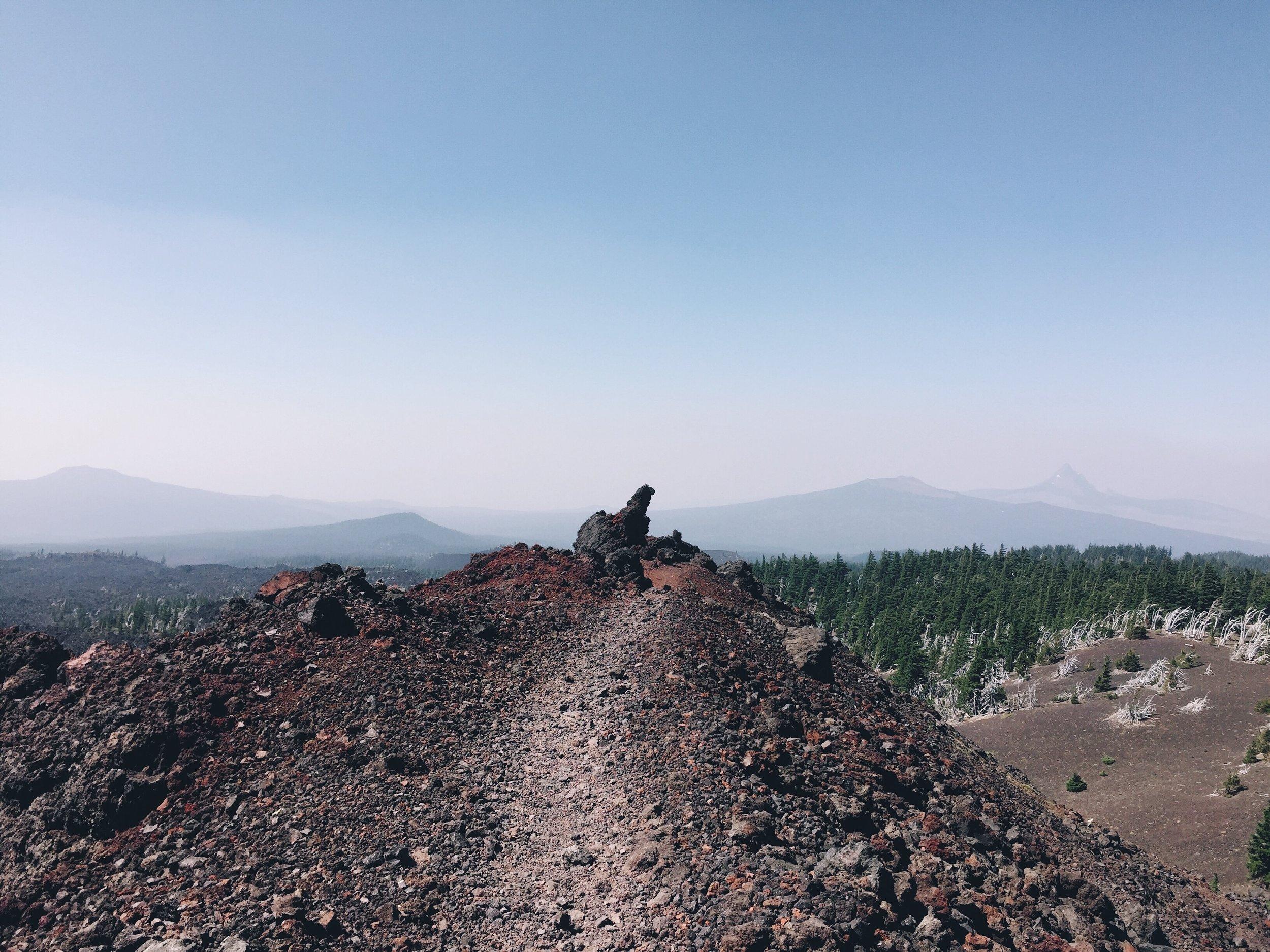 Fainted Mt WA