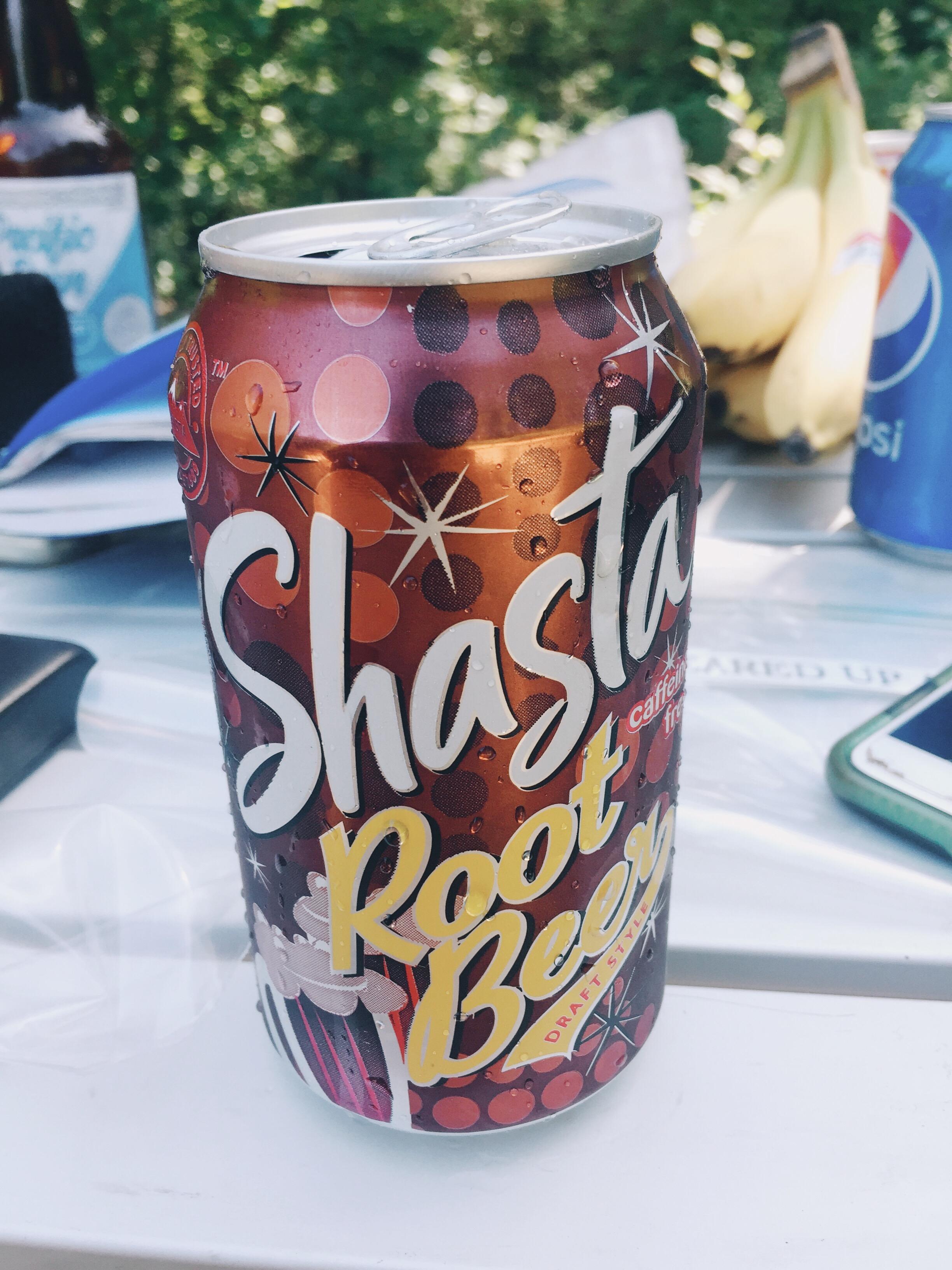my first soda