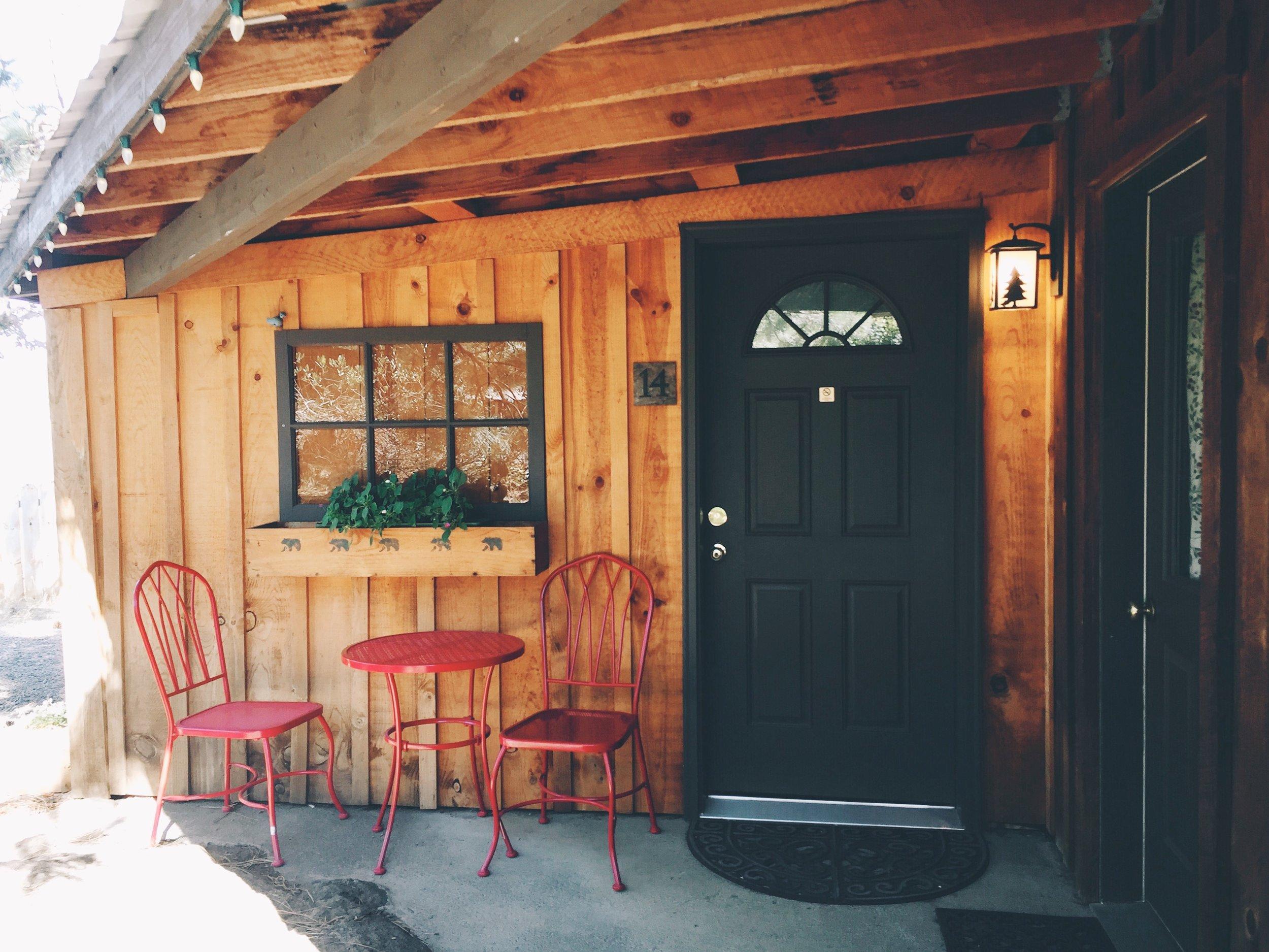 Cute room at the inn