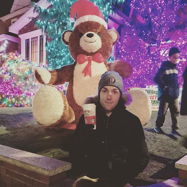 Lost the beard, but got a bear. Happy Holidays everyone! Don't spend it on the internet. We will have some news for you to start 2018!
