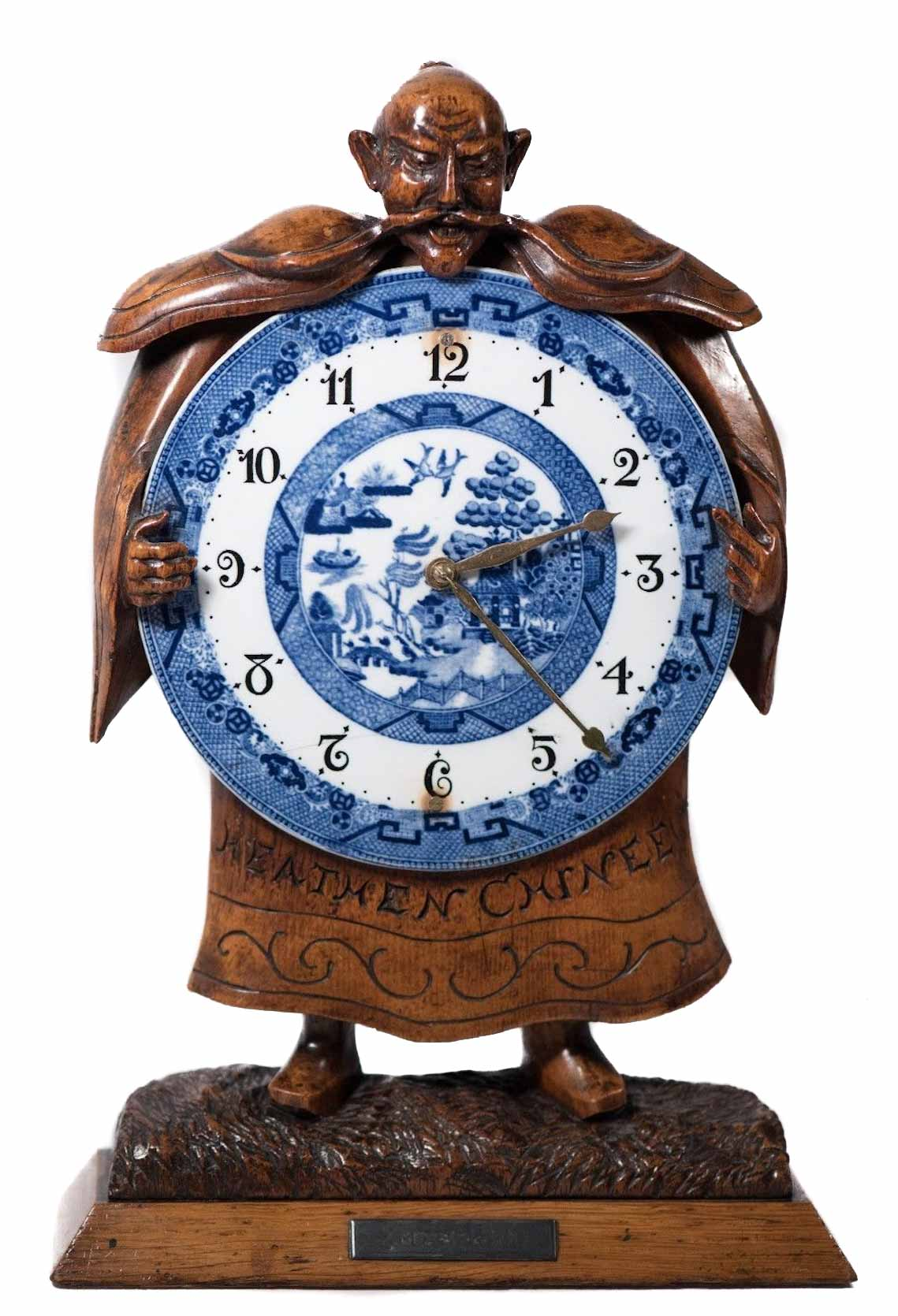 Fine Art Objects Collection - Click to view our current, one of a kind collection of Fine Art ObjectsFrom rare 19th century clocks to wood carvings from the turn of the 16th century, you never know what may show up!