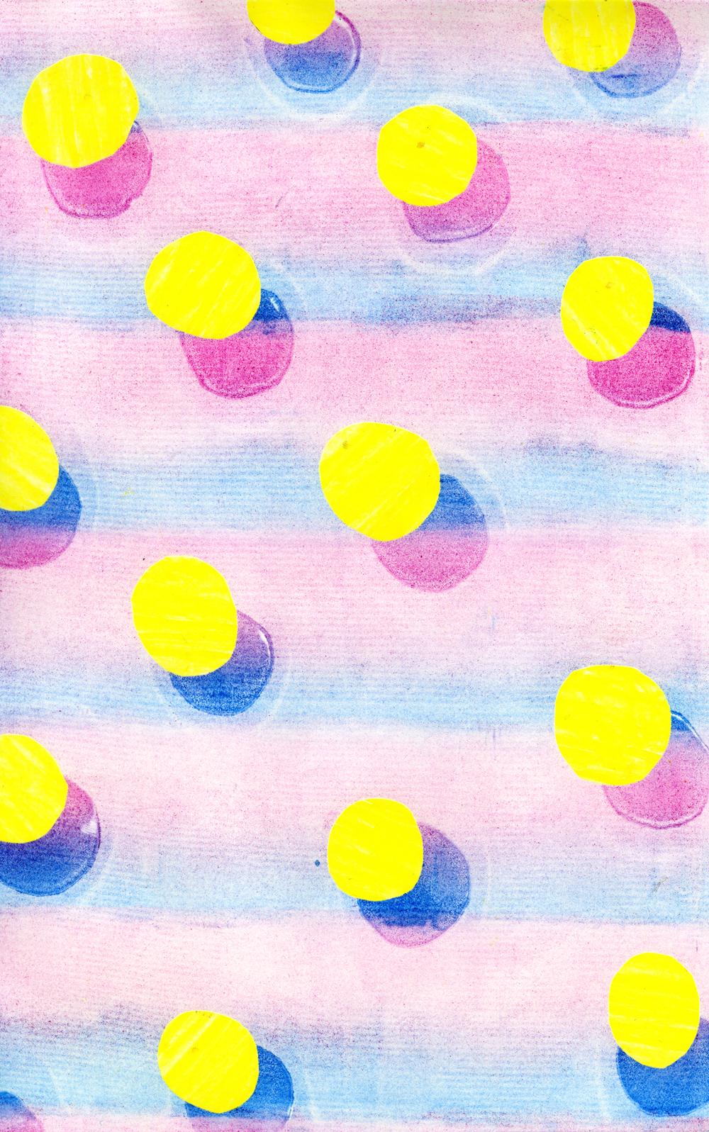 Untitled Yellow Dots