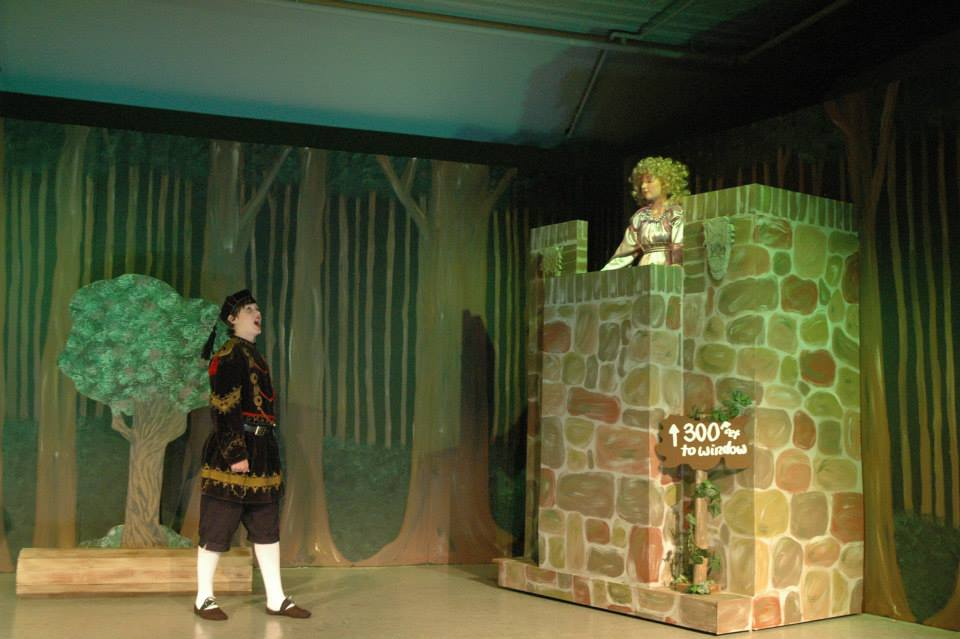 Last year's children's theatre production