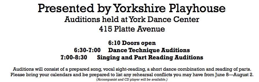 Yorkshire Playhouse