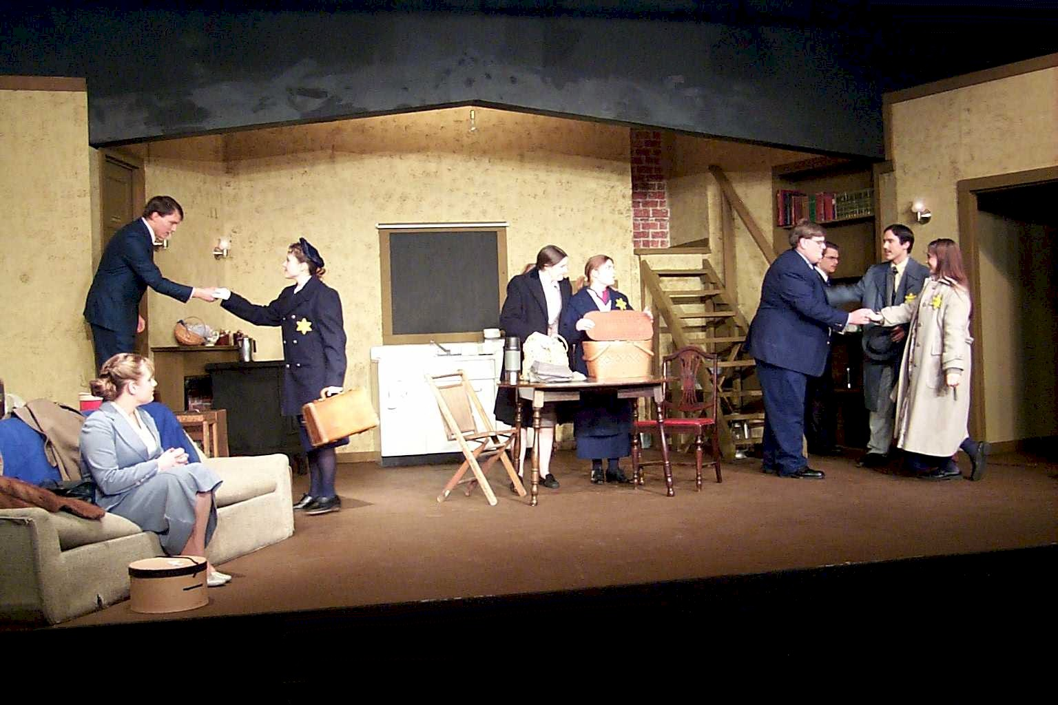 Then - York College Production