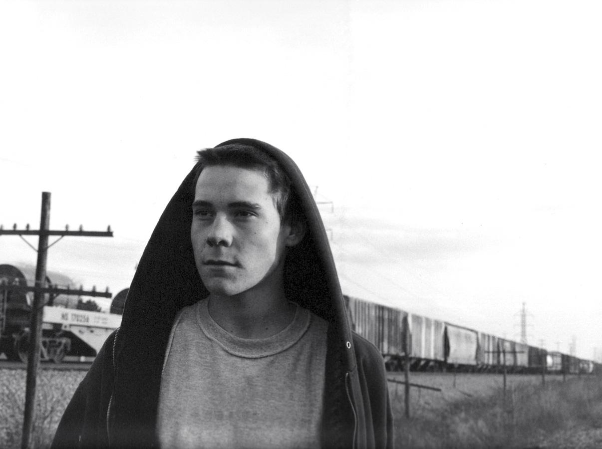 Ben on the tracks .jpg