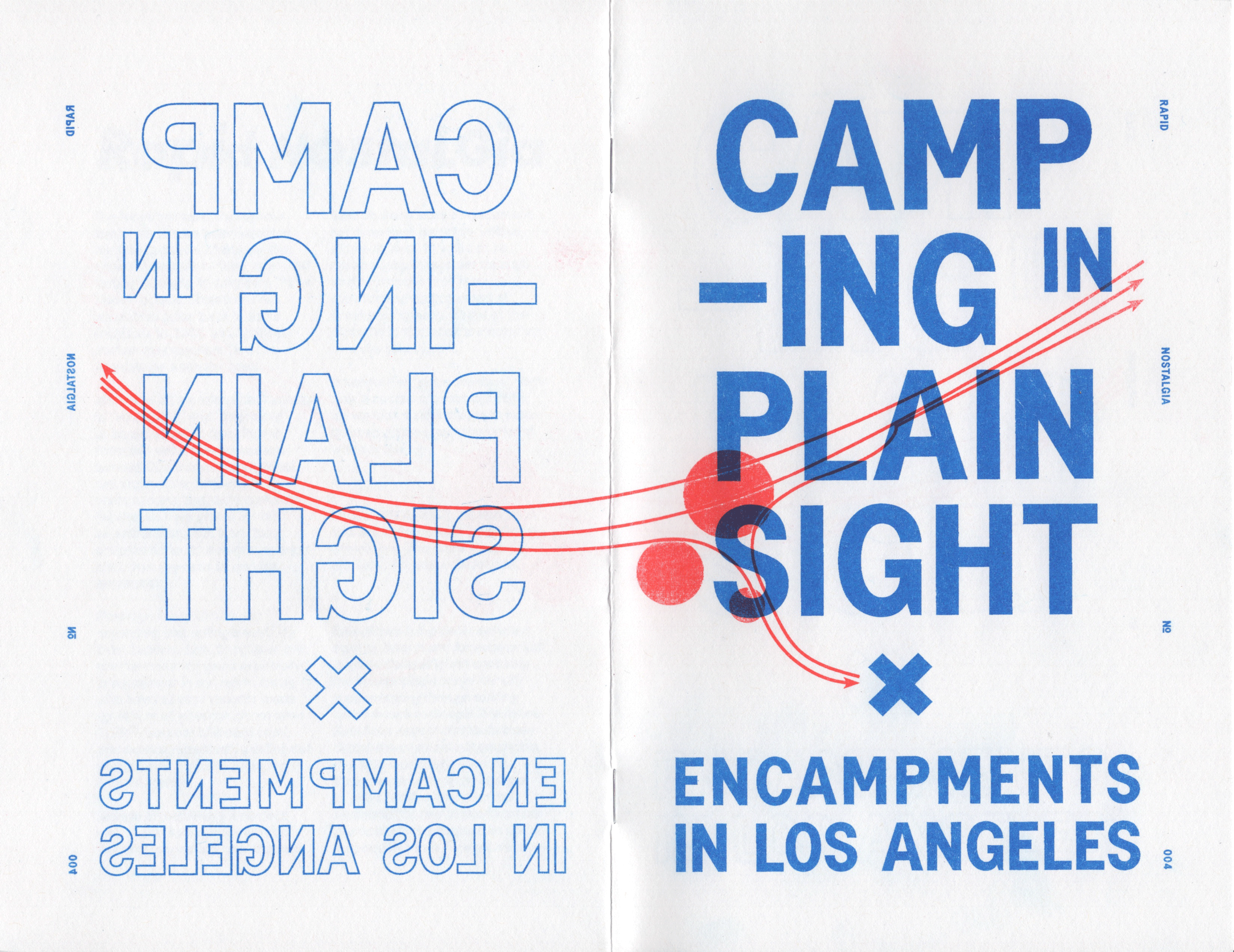 Coming Soon: Camping in Plain Sight - Rapid Nostalgia No. 004