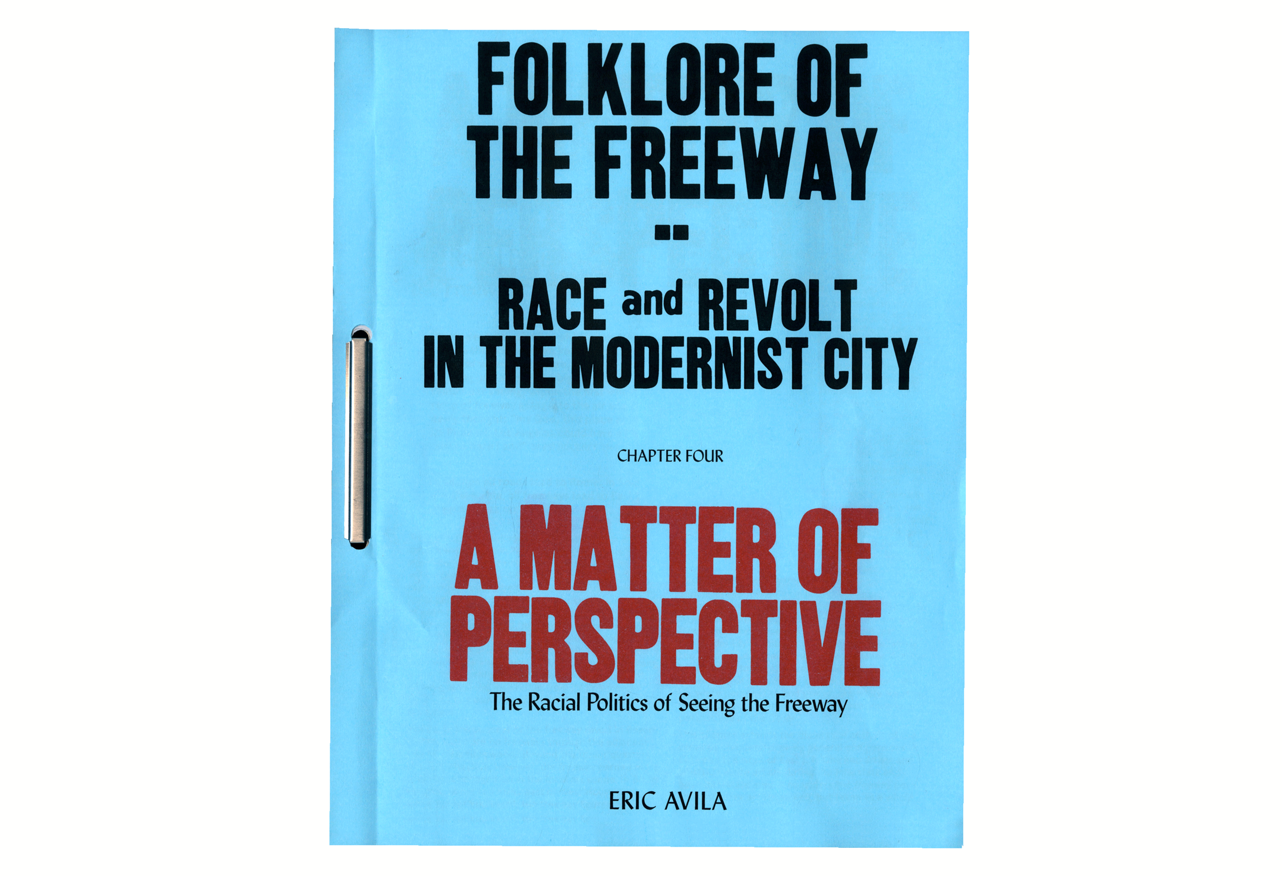 Coming Soon: Folklore of the Freeway - Rapid Nostalgia No. 008