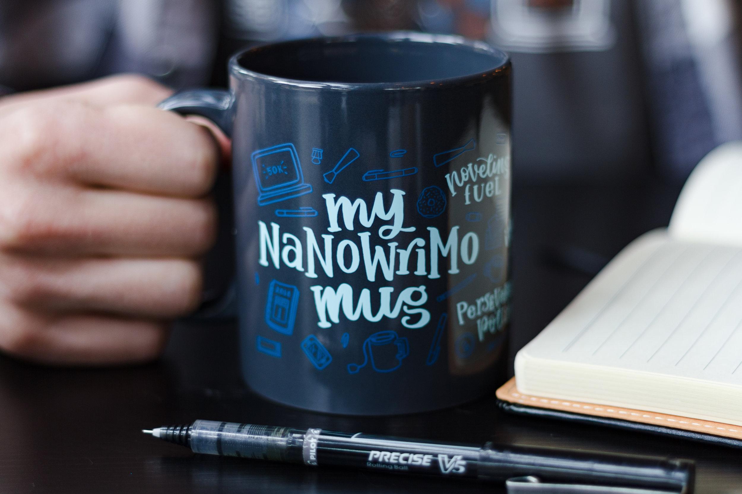 National Novel Writing Month Mug