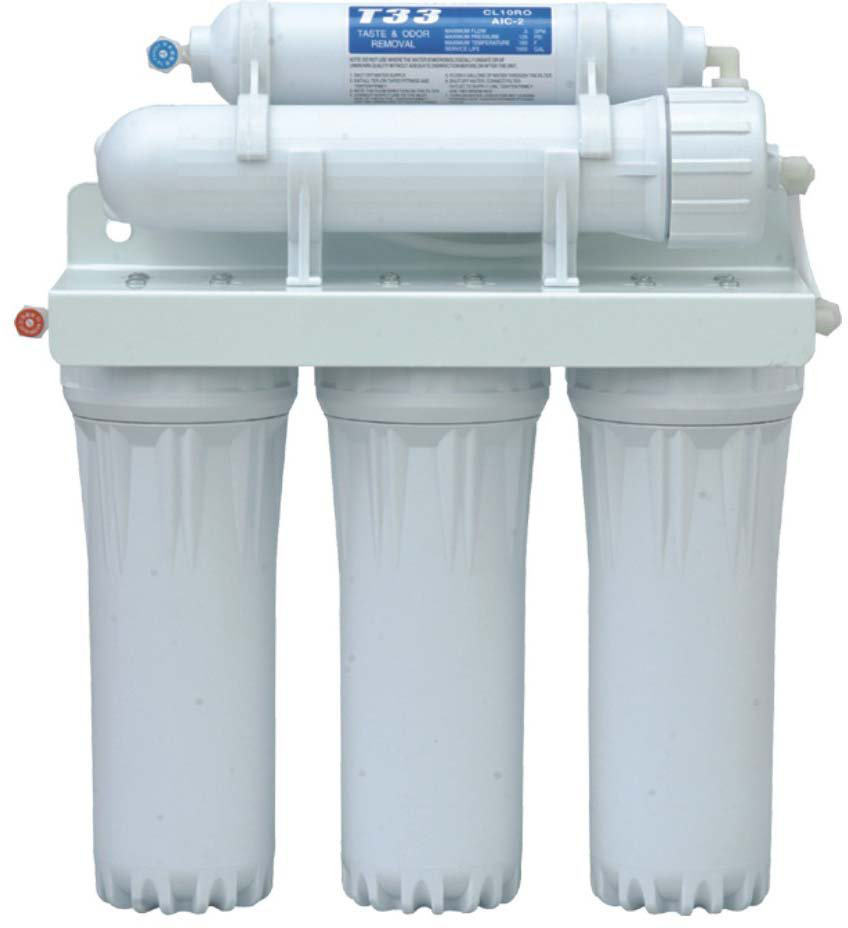 Looking for a water filtration system? Call Rock Solid Plumbing!